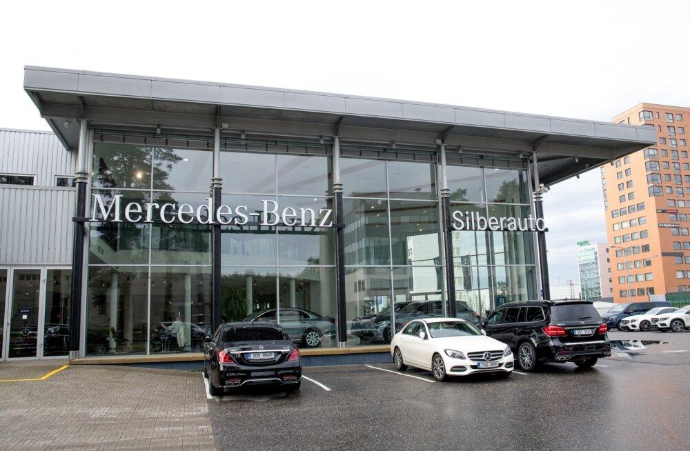 Silberauto müügiesindus