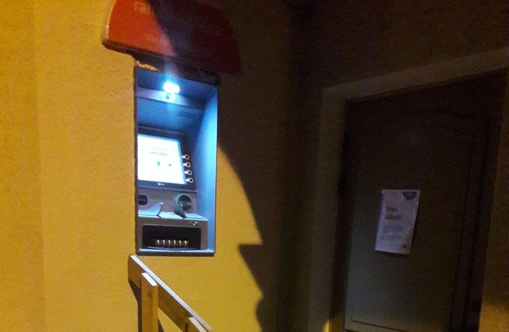 LUGEJA FOTO | Räpina rahaautomaadi probleem on lahenduse leidnud!