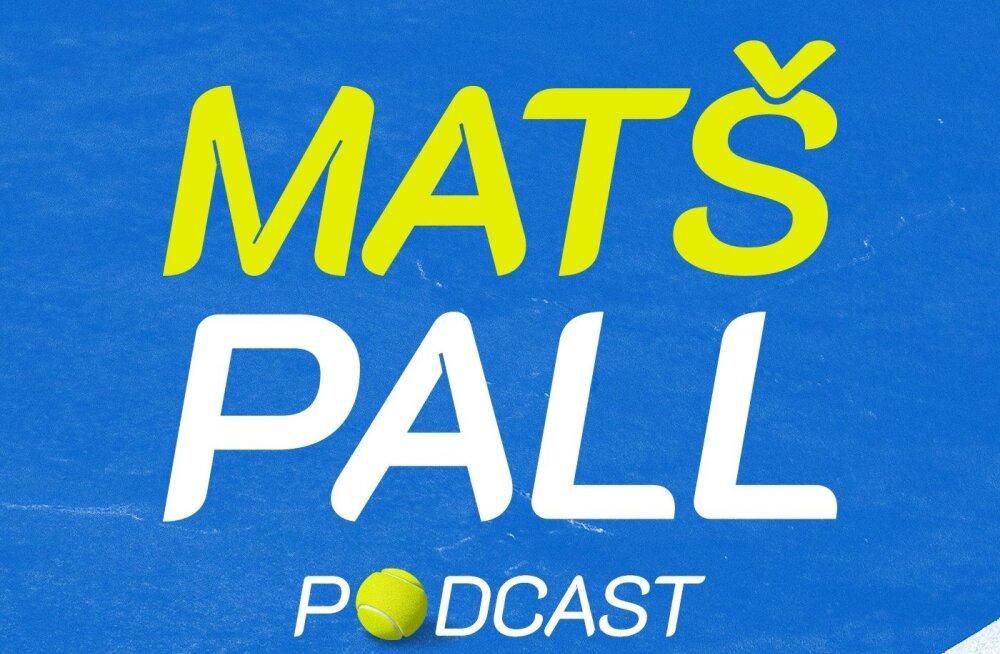 """Tennise podcast """"Matšpall"""": Kui kaugel on Anett Kontaveit TOP10-st? Kes võtaks üle Serenast vabaks jäänud valitsejanna trooni?"""