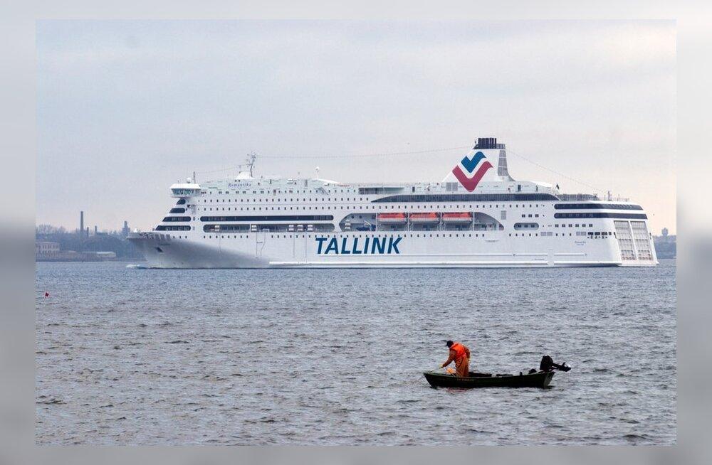 KALUR, TALLINK, LAEV