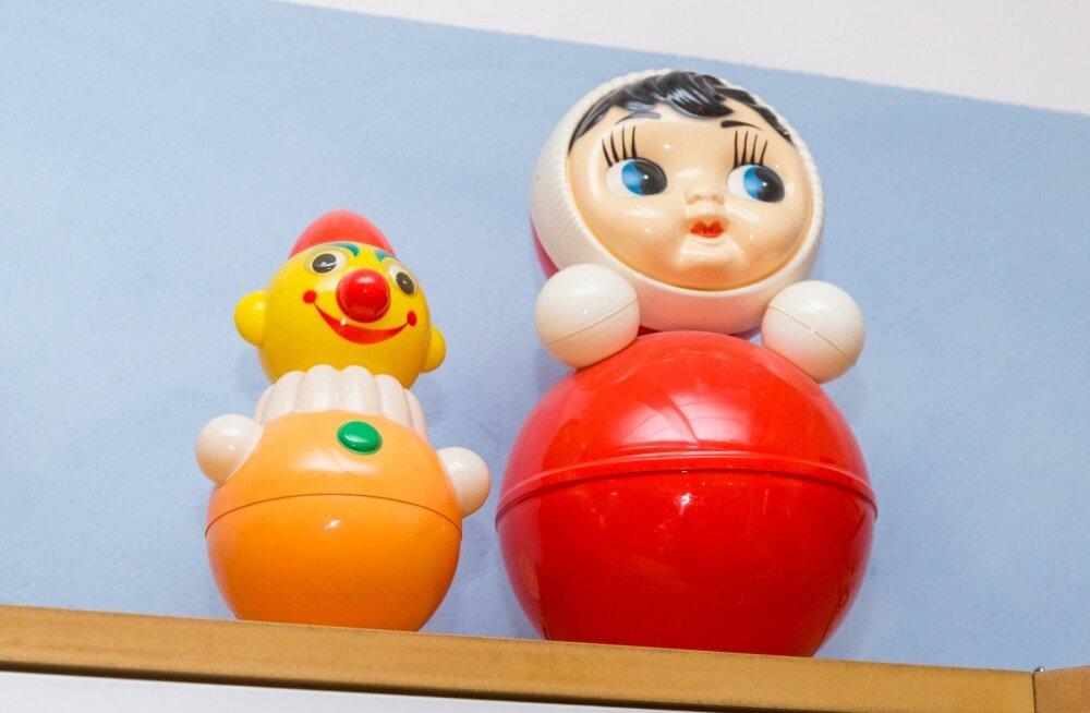 Nostaligilised mänguasjad