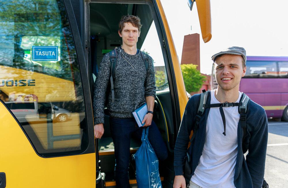 MEIE MAA | 3 euro ja 47 tunniga Narvast Kuressaarde