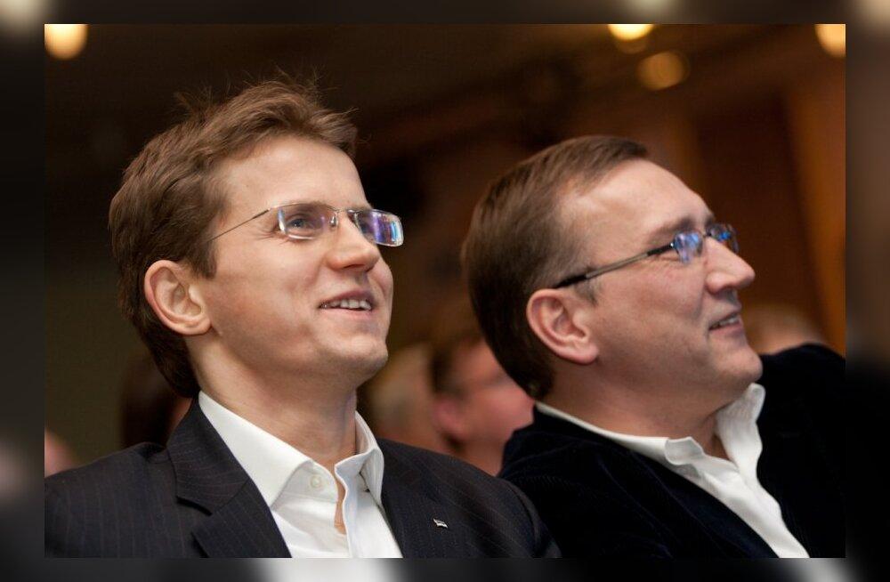 Ken-Marti Vaher ja Juhan Parts