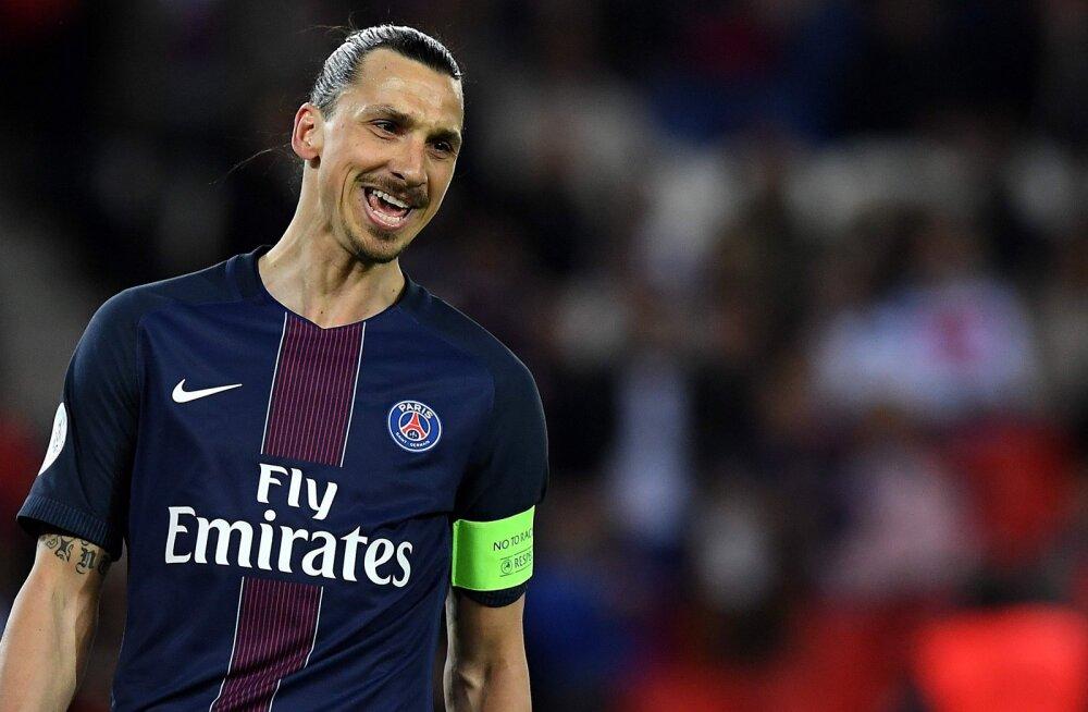 Endine tiimikaaslane nimetas jalgpallitähe, keda Ibrahimovic vihkas