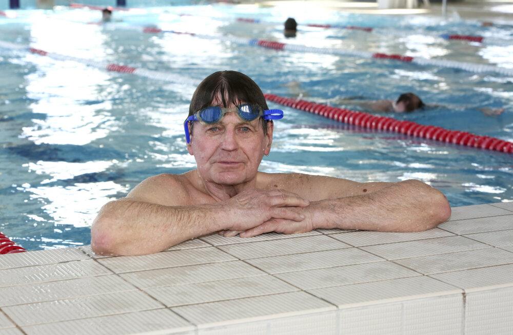<div>Eino Kirss hakkas 80aastaselt taliujujaks</div>