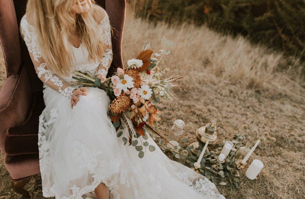 See on üks riideese, mida sa ei tohi mitte mingil tingimusel teiste inimeste pulmas kanda