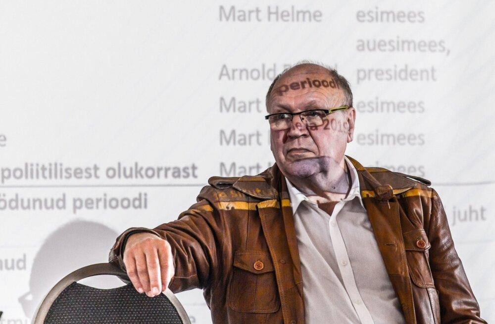 Keskerakondlased kritiseerivad Mart Helmet: tema mõtlematu lahmimine pole ministrile kohane