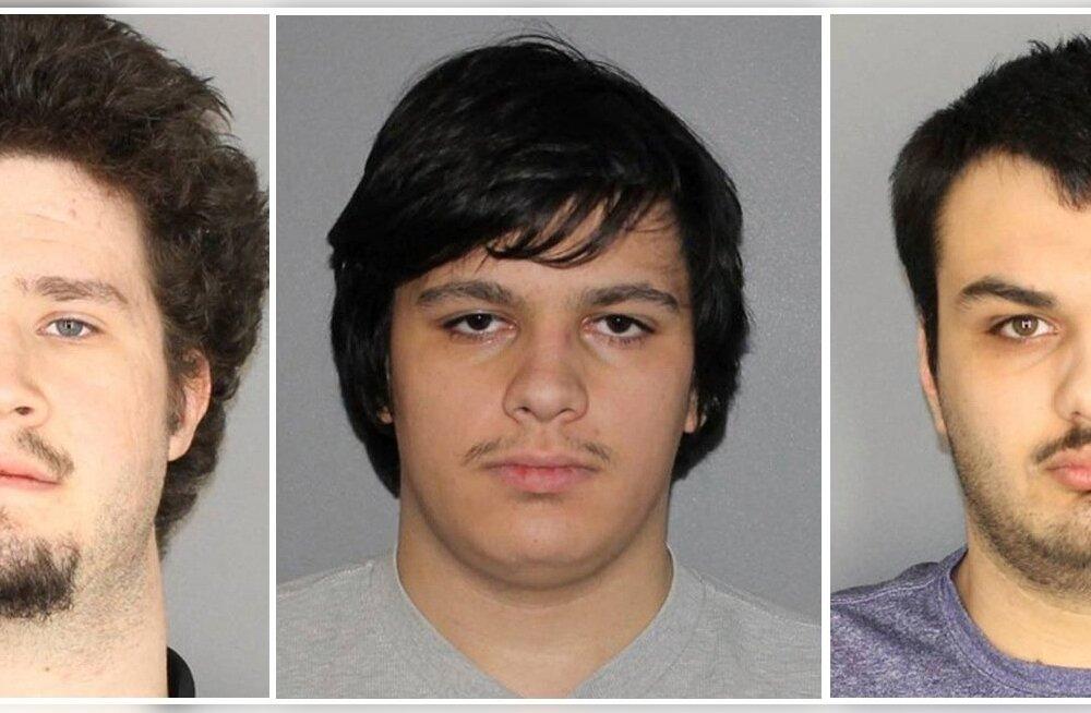 Nelja noort meest kahtlustatakse moslemikogukonna ründamise kavandamises New Yorgi osariigis