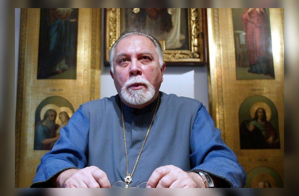 Eesti metropoliit Stefanus mõistis hukka Kreeka anarhistide vägivalla