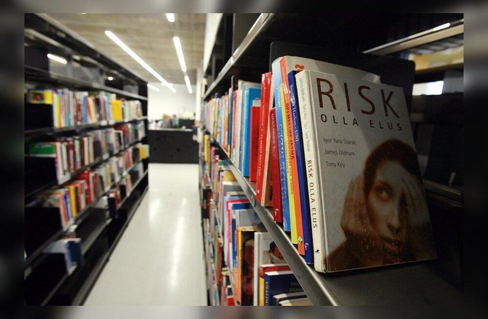 TLÜ akadeemilises raamatukogus saab kirjandust tagastada ööpäevaringselt