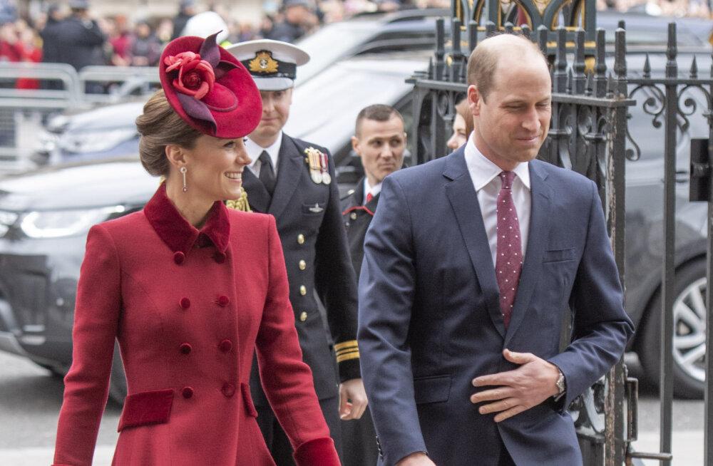 Hertsoginna Kate valmistub kuninganna rolliks ja see peegeldub selgelt ka tema riietelt