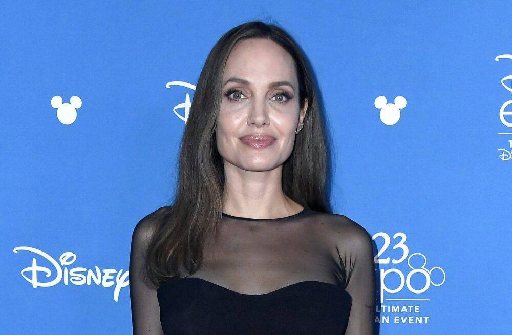 Angelina Jolie saab seitsmendat korda emaks!