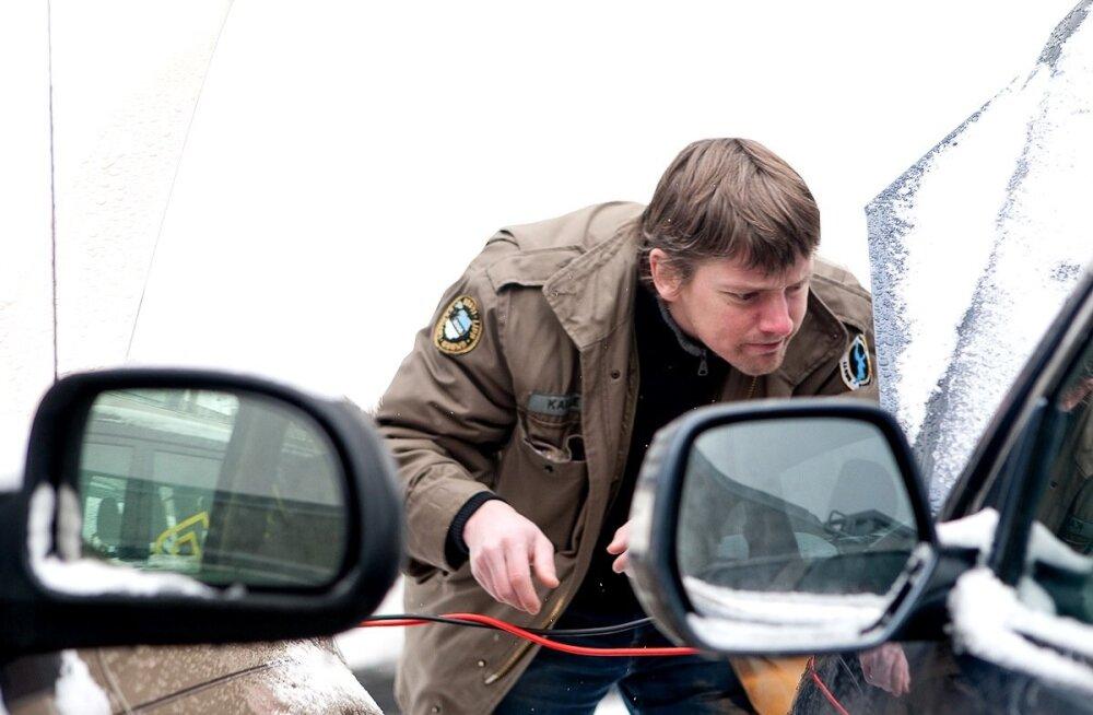 12ff278fd52 Talvise autosõidu ABC: tühja aku laadimine - Forte