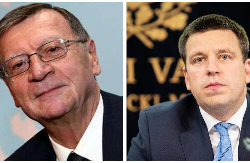 Euroopa võrkpalliliidu president 2021. aasta EM-ist: peaminister Ratas lubas meile saata garantiikirja