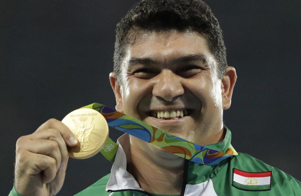 Rio olümpial kulla võitnud kergejõustiklane jäi dopinguga vahele
