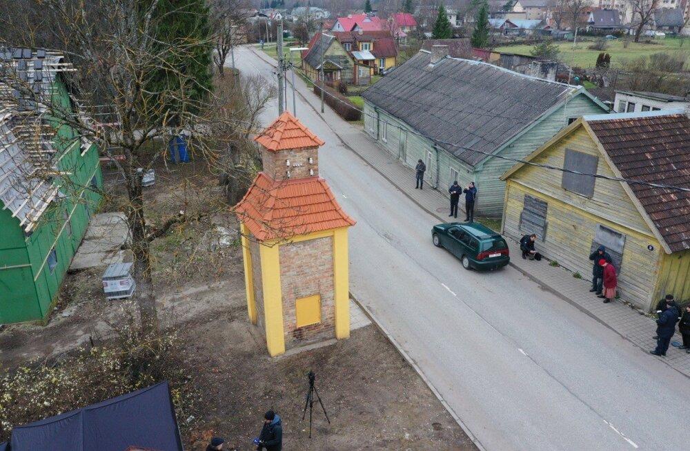 FOTO | Elektrilevi taastas Paides ligi 100 aastat vana alajaama