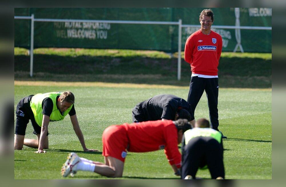 Roberto Mancini: Fabio Capelloga võinuks Inglismaa EM-i võita