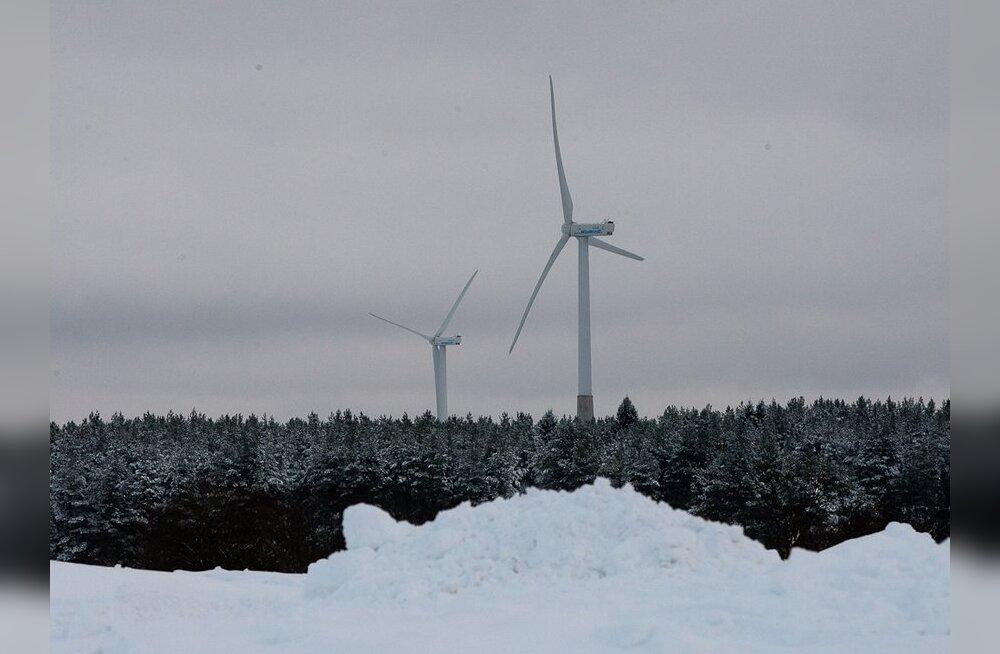 Soomes hoiatatakse 20 m/s puhuva tuule eest