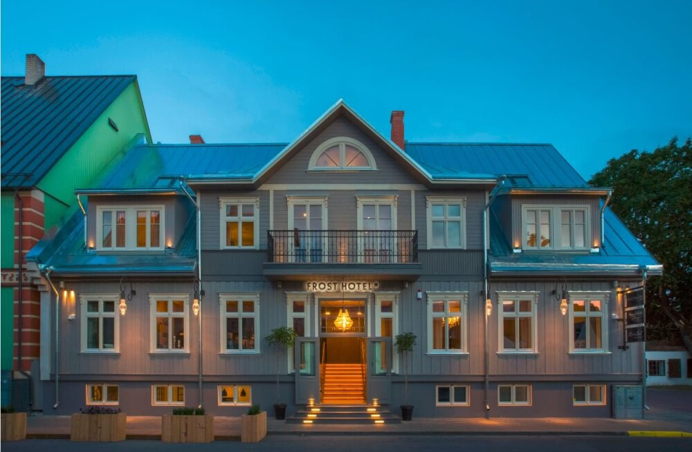 Kuurortlinn Pärnu saab esimese <em>boutique</em> hotelli