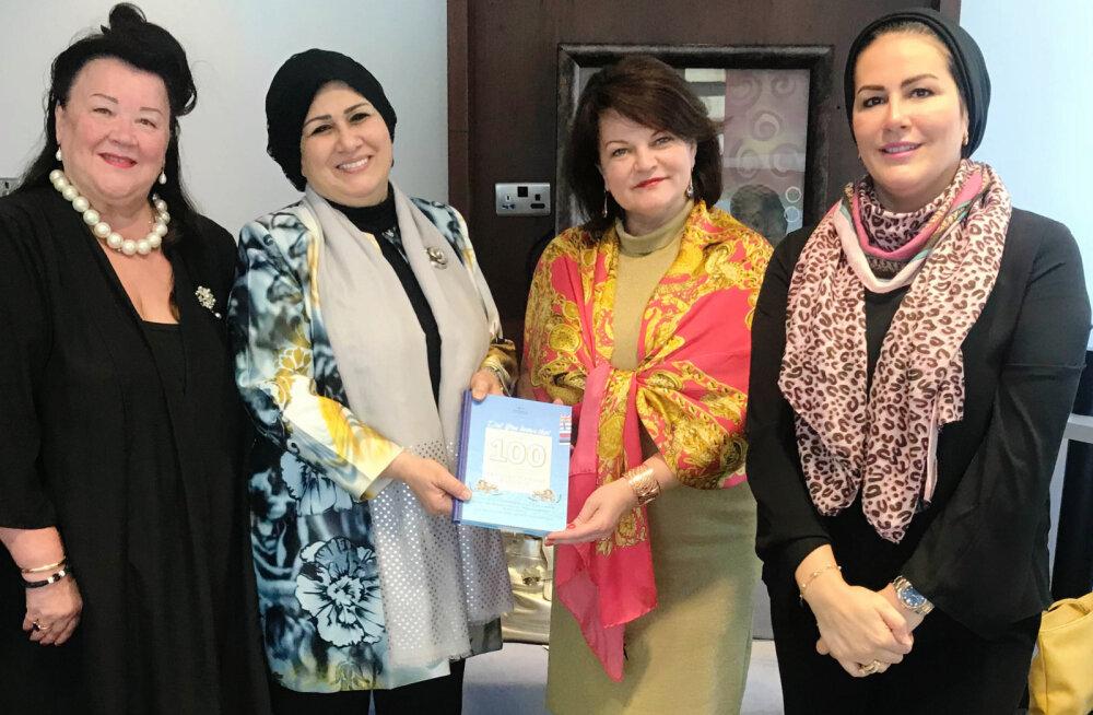 Kersti Toots korraldab rahvusvahelist sümpoosioni: tahan saadud kogemusi jagada, et julgustada naisi üle maailma rakendama oma potentsiaali