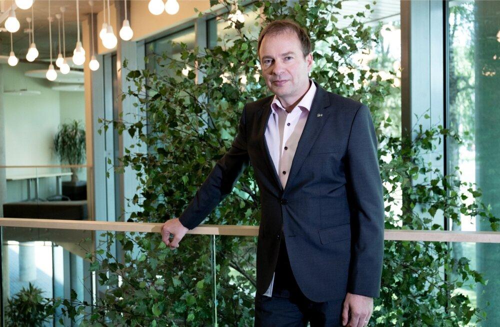 Eesti Energia juht Hando Sutter ütleb, et CO2 hind läks järsult üles, sest Euroopa Parlamendis lepiti kokku, et igal aastal vähendatakse 2,5% võrra kvoodi pakkumist.