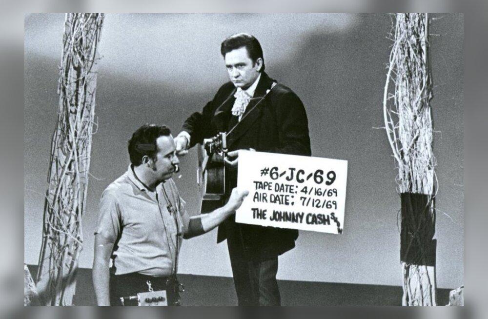 Johnny Cashi 80. sünniaastapäeva kontsert toob kokku muusikud meilt ja mujalt