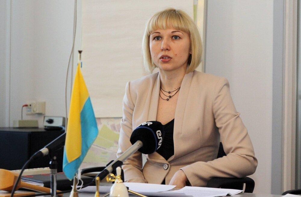 Tatjana Patsanovskaja Narva