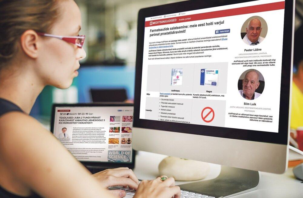 Imetoodete müüjad lollitavad kergeusklikke väljamõeldud arstide ja sotsiaalmeedia kasutajatega