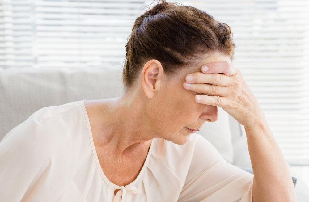 Negatiivsel mõtlemisel on drastilised tagajärjed ajule