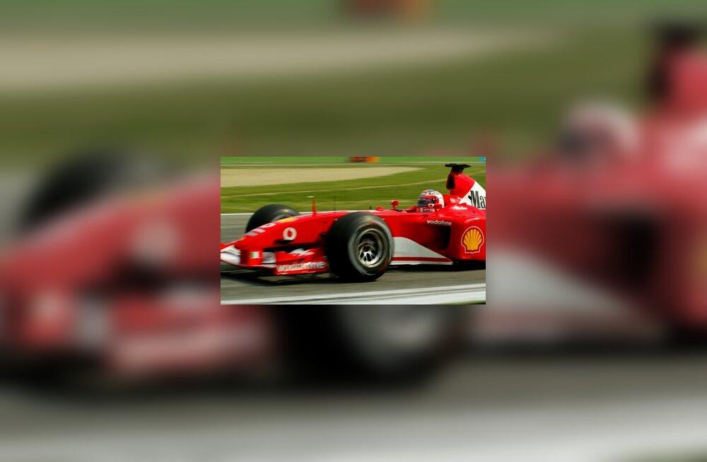 Rubens Barrichello San Marino GP-l