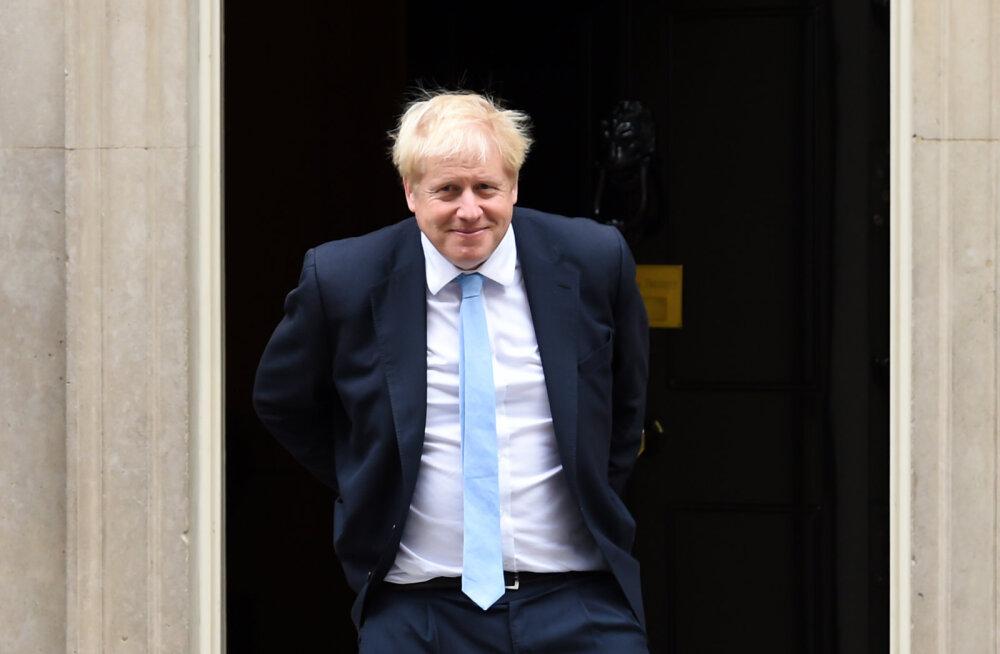 Sky News: Johnson palub EL-ilt Brexiti edasilükkamist, kui ei saavuta laupäevaks kokkulepet