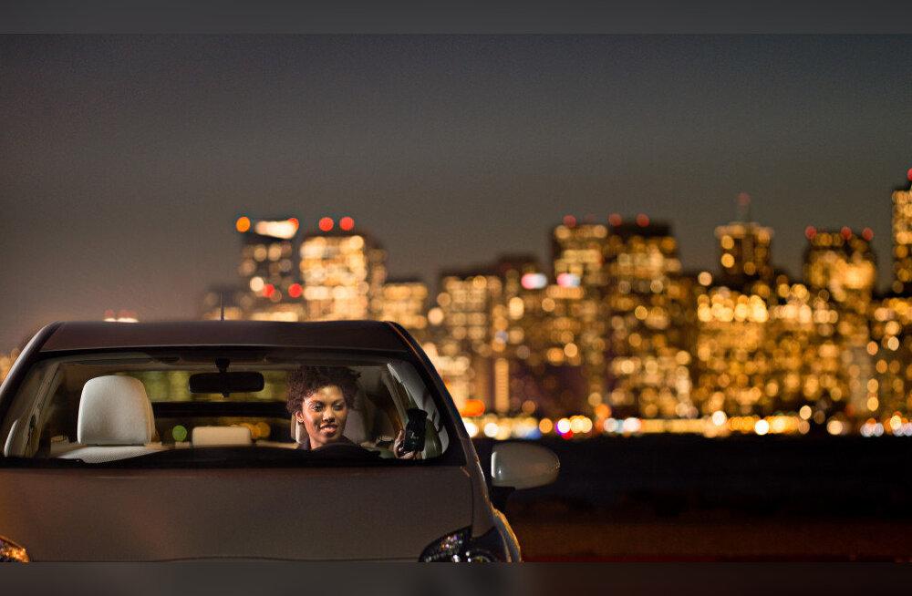Uber käivitab uue sõidujagamisteenuse uberCOMMUTE