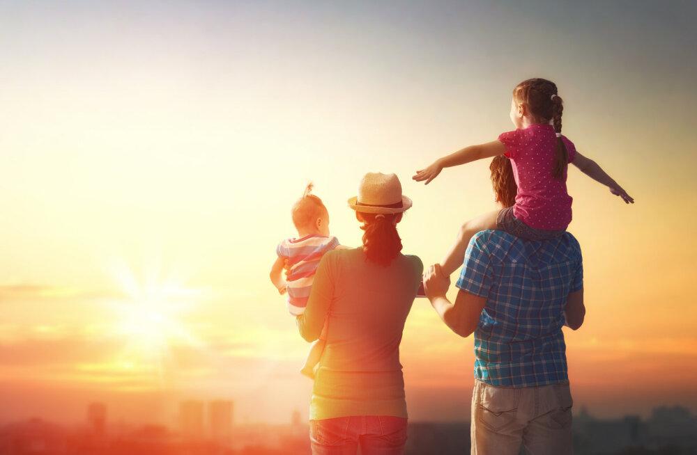 Need üheksa asja on õnneliku lapse kasvatamisel väga tähtsad!