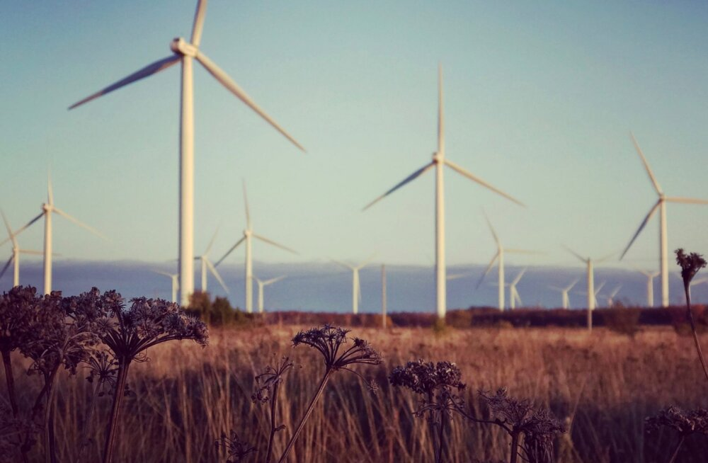 Kas on võimalik, et tuulepargid tekitavad kliimamuutust?