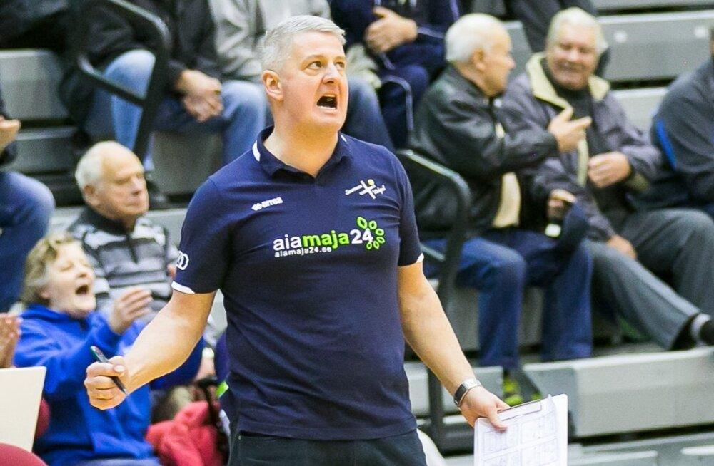 Urmas Tali tüüris Saaremaa meeskonna Pärnu vastu võidule ja kaotuseta seeria jätkub.