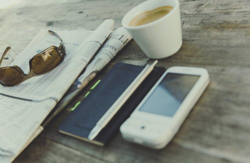 Kallasid kruusi kohvi täis ja võtsid telefoni kätte, et uurida, mis vahepeal toimunud on? Digitaalne detoks on miski, mida sa juba täna endale lubama pead