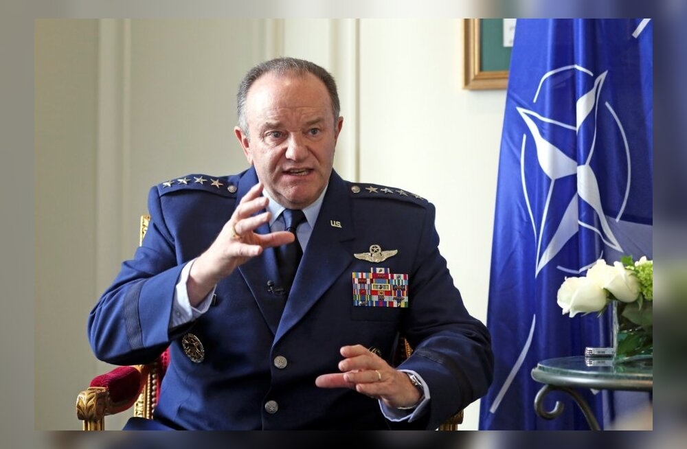 NATO väejuht Euroopas ei usu enam, et Venemaa väed ametlikult Ukrainasse sisse viib