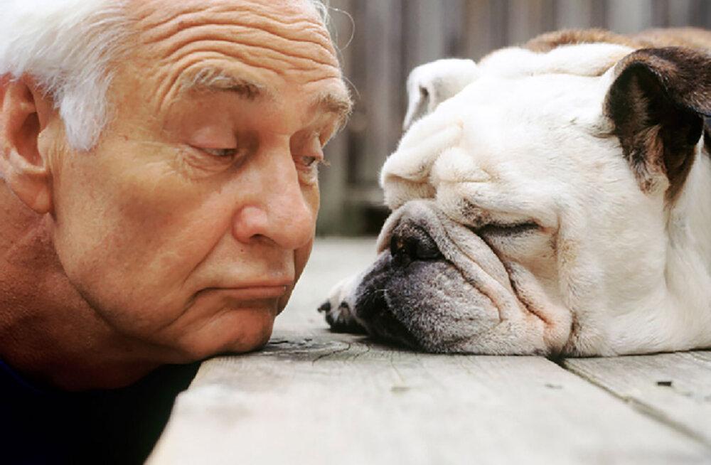LOODUSLIK ELIKSIIR: Lemmikloom pakub eakale inimesele reipust ja elurõõmu