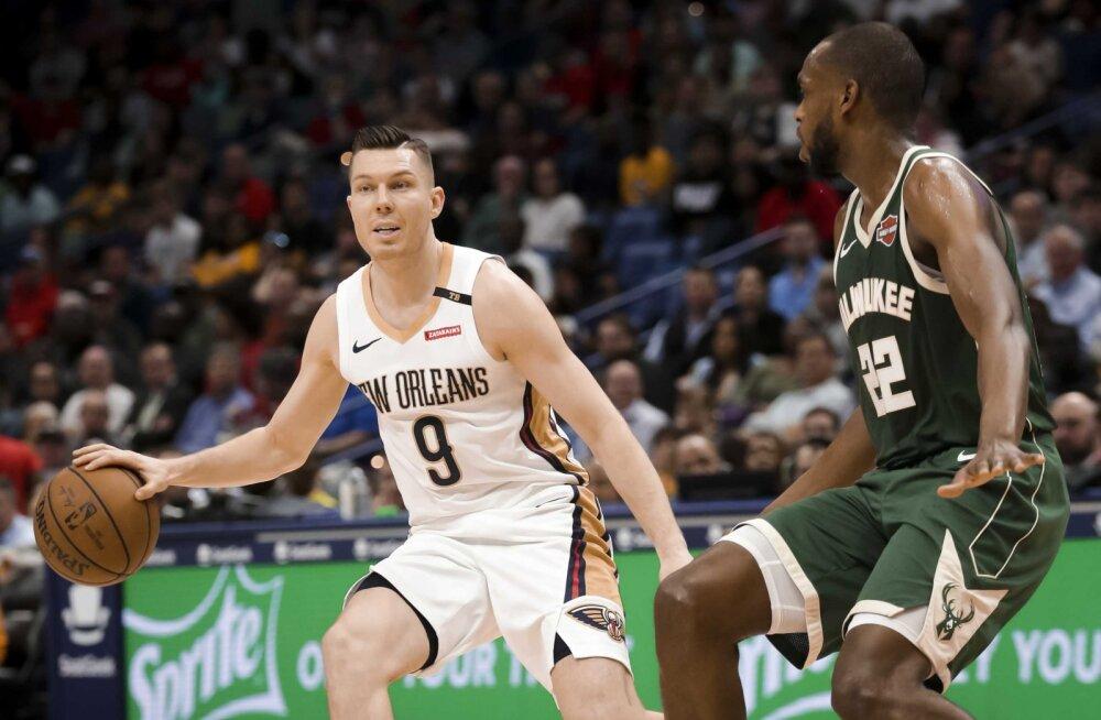NBA-s õnne proovinud lätlane naaseb Euroliigasse