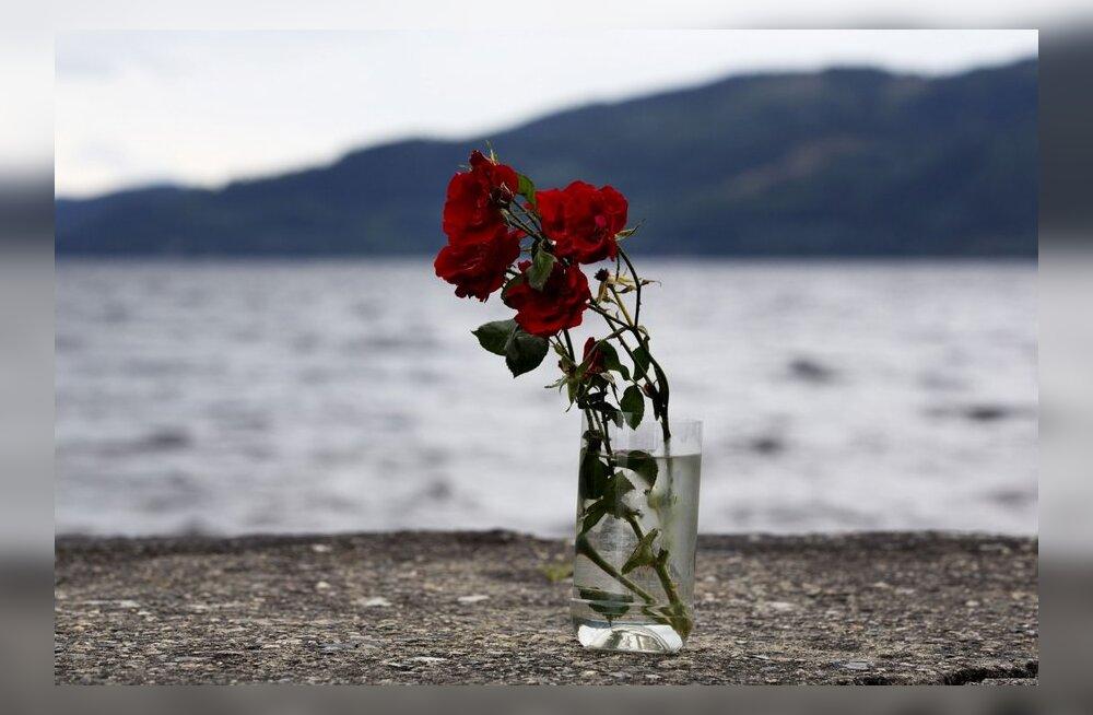 Lein! Suri 60-ndate lillelaste iidol Scott McKenzie