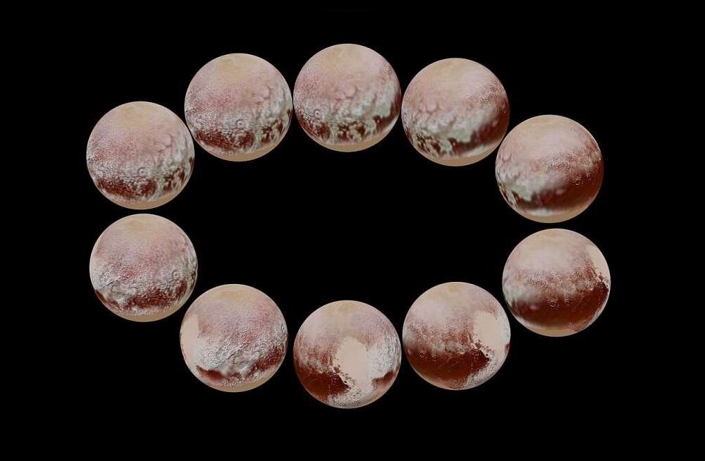 Ülemus NASAst: Pluto on (ikkagi) planeet