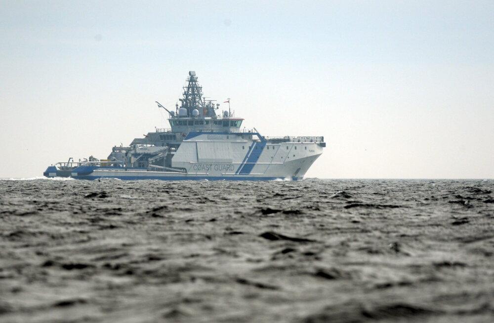 Harju Elekter sai tööd Soome rannavalvelaevadel