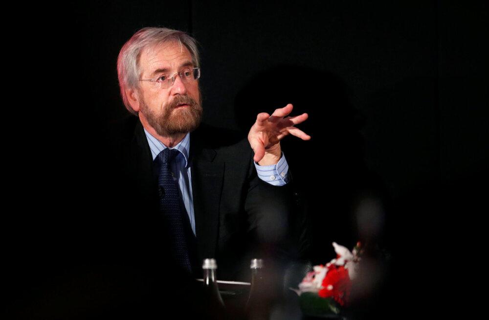 Euroopa Keskpank hoiatas kõrgemate turuintresside eest