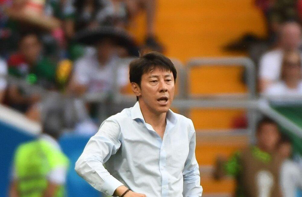 Lõuna-Korea koondis on hädas kaitsega