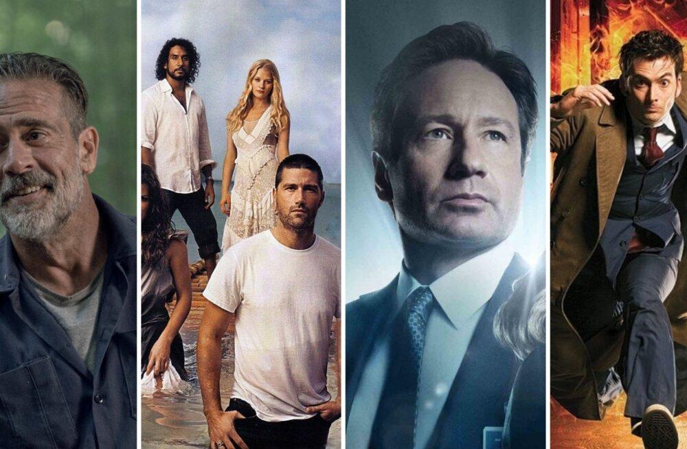 TEST | Kas suudad foto järgi nimetada need 50 kõige mõjukamat teleseriaali läbi aegade?