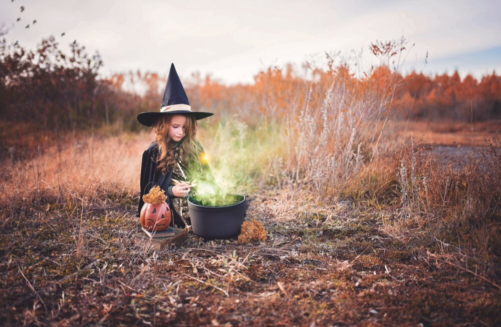 Puust ja punaseks: kas ja kuidas tähistavad eestlased Halloweeni?