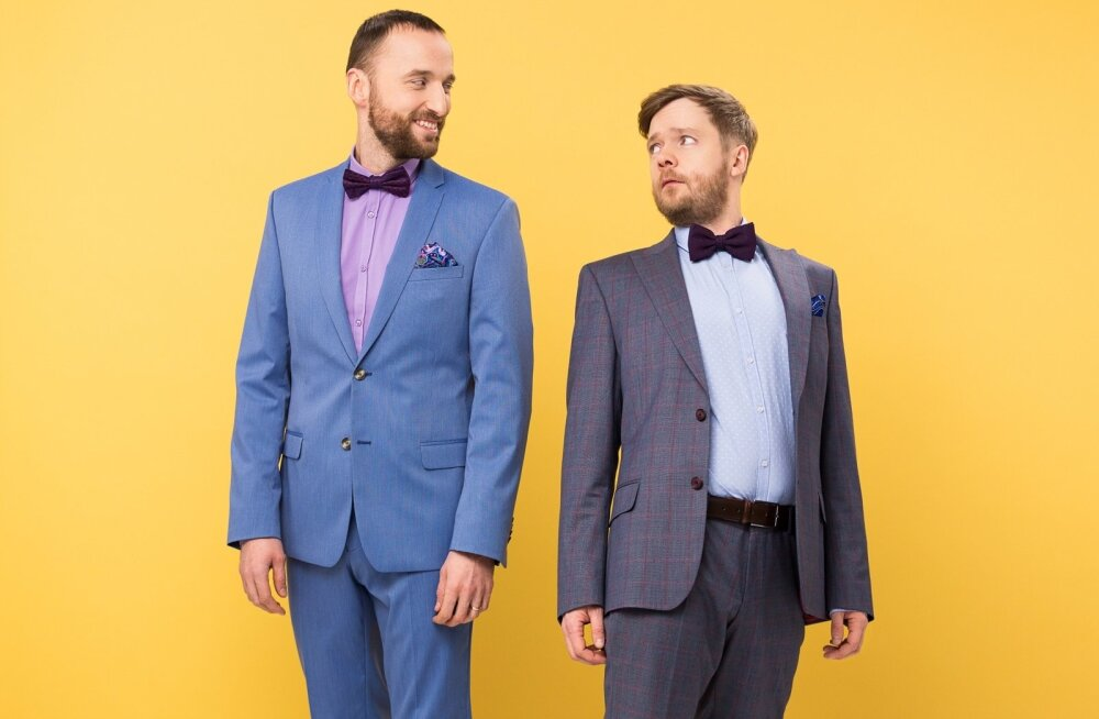 Märt Avandi ja Ott Sepp