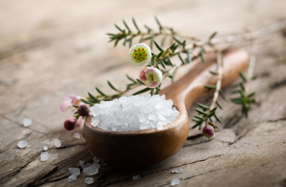 Vanarahva tarkused | Maagilised ja kaitsvad rituaalid soolaga