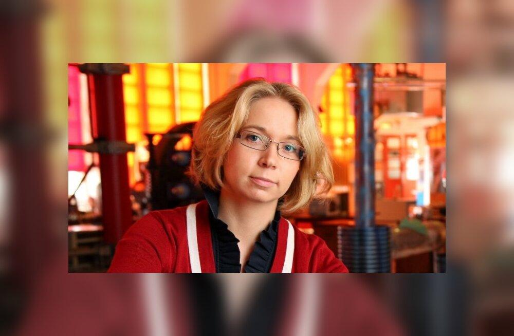 Kristiina Rebane: Pesumasin lärmab kõvemini kui tuulegeneraator