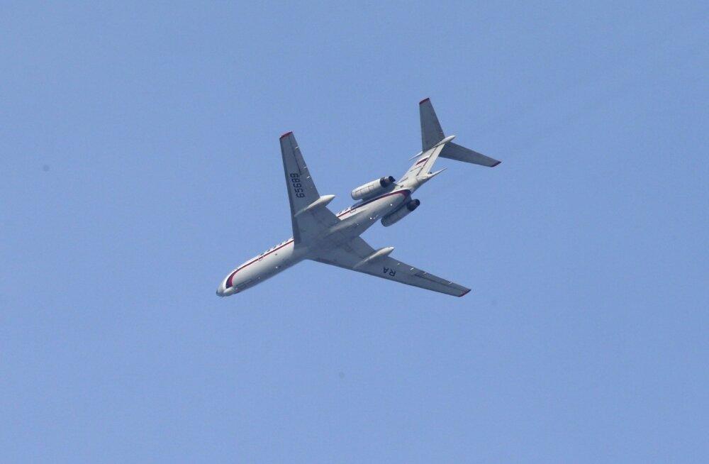 Vene lennukit kahtlustatakse Soome õhupiiri rikkumises